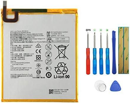 swark bater/ía HB2899C0ECW para Huawei M3 M3-BTV-W09 M3-BTV-DL09 con Herramientas