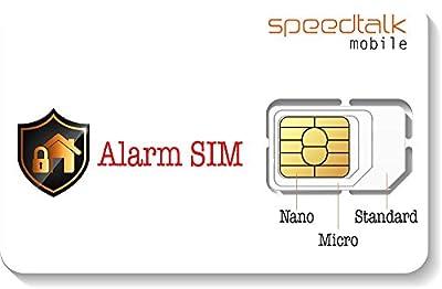 Alarm SIM Card For 2G 3G 4G LTE GSM Security Alarm Systems