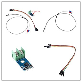 5V DC MAX6675 Module K Type Thermocouple Temperature Sensor M6 for Arduino