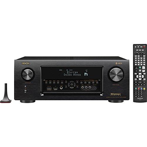 Denon AVR-X4300H 11.2-channel AV Receiver w/ HEOS