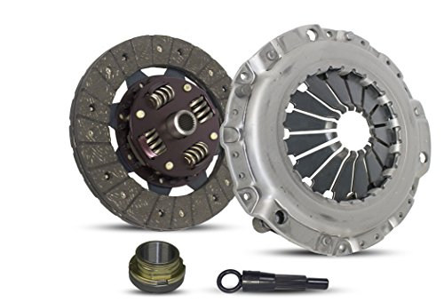 (Clutch Kit Works With Chevy Aveo Aveo5 Pontiac G3 Wave5 Daewoo Lanos 1.6L L4 GAS DOHC Naturally Aspirated (w/o Variable Valve Timing; From chassis #E166480 to chassis #E182492 (8-1/2