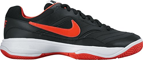 Nike Nike Court Lite – Black/Max Orange White