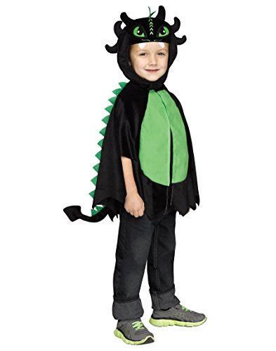 Fun World Black Dragon Toddler
