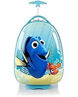 "Heys Disney Finding Dory Kids Deluxe 18"" Luggage Carry on Approved"