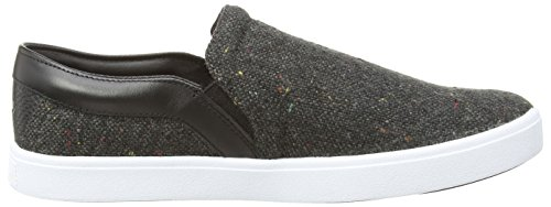 Creative Recreation Hombres Capo Fashion Sneaker Negro / Blanco