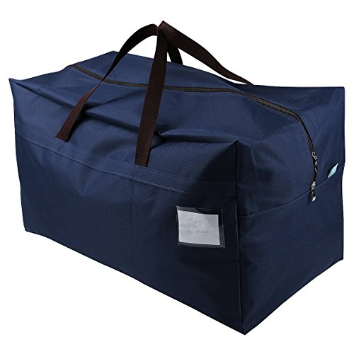 iwill CREATE PRO 100L Festival Decoration Items Storage Organizer Bags, Go to College Storage Bag, Traveling Storage Bag,Blue (Decoration Organization Christmas)