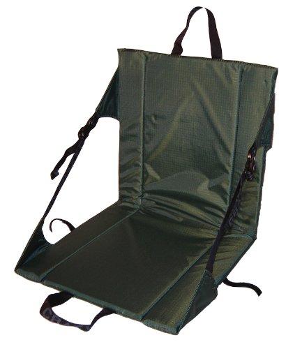Crazy Creek Original Chair - The Original Lightweight Padded Folding Chair - Black