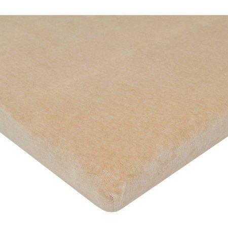 TL Care Organic Cotton Velour Bassinet Sheet Mocha