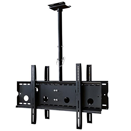 Arredamento per sistemi Home Theater allungabile Samsung 65 UE65KU6179U TradeMount Supporto a soffitto per Due Monitor