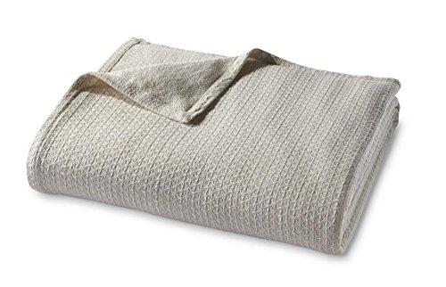 Kmart Cotton Comforter - CANNON Textured Cotton King Blanket (108