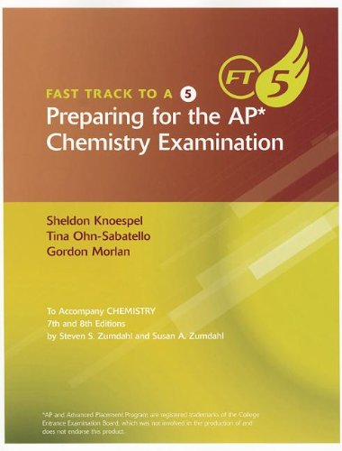 Download Fast Track To A 5 Preparing For The Ap Chemistry