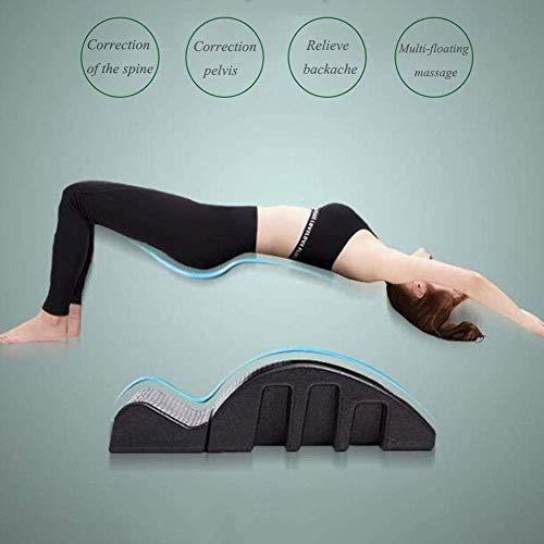 N Masseur de Colonne vertébrale Pilates Spine Yoga Pilates Massage lit, Les maux de Dos dans la Colonne vertébrale…