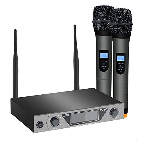 top 50 handheld wireless microphones. Black Bedroom Furniture Sets. Home Design Ideas