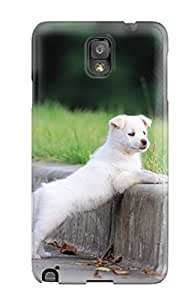 New Fashionable Melissa Jean Carpenter PaMCcbt6555nShSv Cover Case Specially Made For Galaxy Note 3(dog)