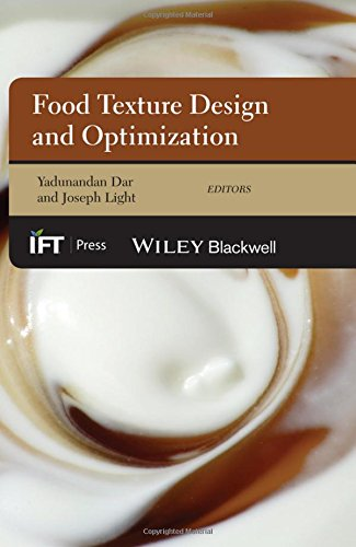 Food Texture Design and Optimization (Institute of Food Technologists Series)