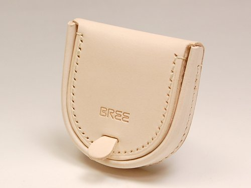 Price comparison product image BREE J9 Coin Case Cowhide Natural leather