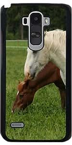 Funda para LG G4 Stylus - Granja De Caballos De La Fauna by WonderfulDreamPicture