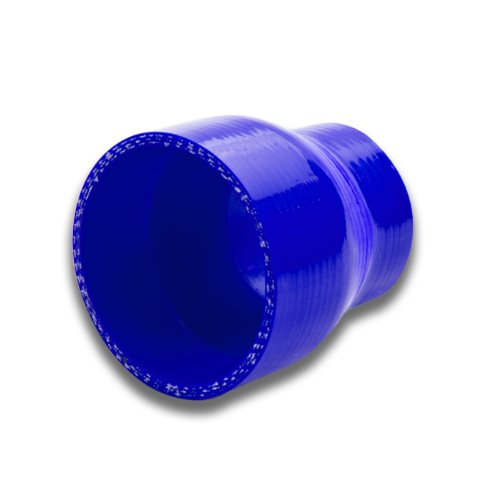 2.5 To 2.75 Straight Turbo//Intercooler//Intake Piping Coupler Reducer Silicone Hose Blue
