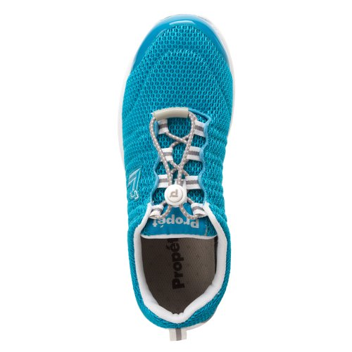 Shoe Travel Blue Walking II Propet Women's Turquise Rwx7I0qnS