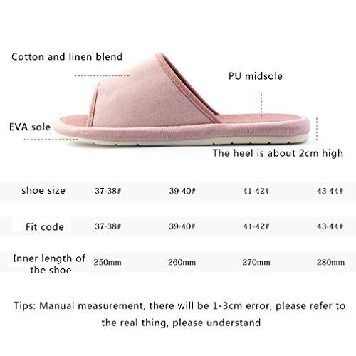 Selling Deodoranti In Spessa Con Pantofole Libero c Coppie Interni Suola Ospitalità D Tempo Antiscivolo 42 41 Domestiche Cotone Pantofole wxrAqrX0Y