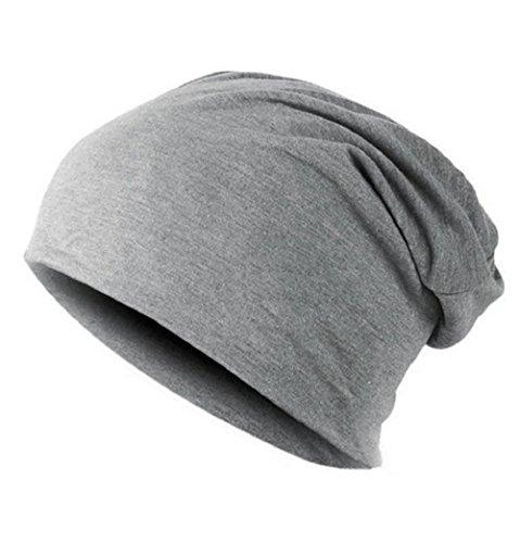 Inception Pro Infinite Hat Man - Mujer - Unisex - Talla única - Gorra - Beanie Cotton - Idea de Regalo - Gris claro