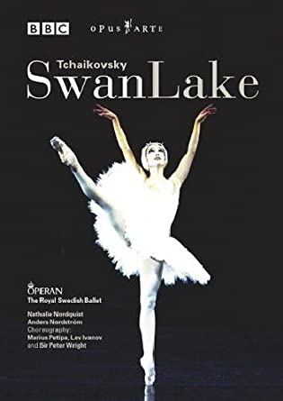 95f4a859fa7b Amazon.com: Tchaikovsky: Swan Lake: Nathalie Nordquist, Anders Nordstrm,  Marketta Kaila, Christian Rambe, Johannes hman, Students from the Swedish  Ballet ...