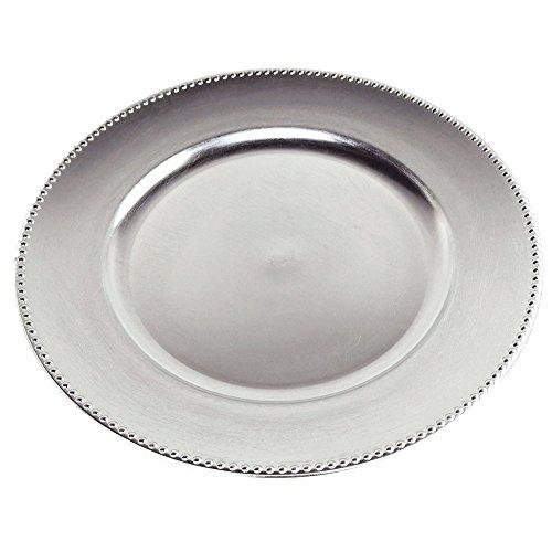Beaded Edge Plate - 6
