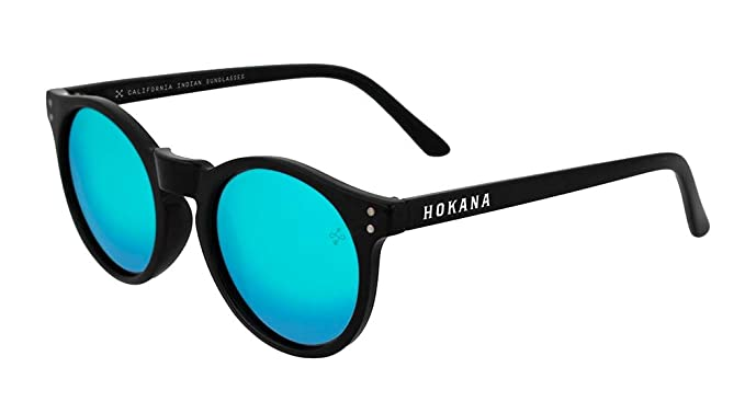 Hokana Sunglasses BLACK GLARE - CLEAR SHASTA | S01: Amazon ...