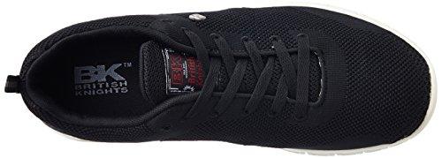 British Knights, Sneaker donna Nero nero