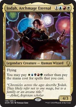 Arcimago Eterno Archmage Eternal Magic The Gathering Jodah Dominaria Jodah