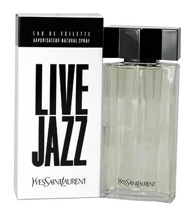 3 De Yves Laurent Saint Eau Jazz By Mens Live ToiletteedtSpray Oz 3 OPuZikX