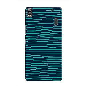 Cover It Up - Dark Teal Wood A7000 / K3 NoteHard Case