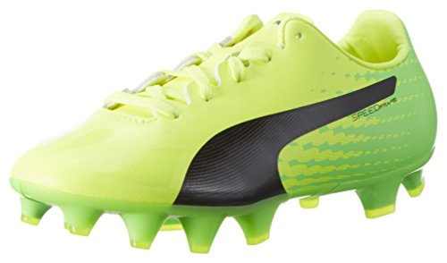 Jr de green Safety Football puma Chaussures SL Evospeed Enfant 17 Puma Mixte FG Yellow 01 S Black Gecko Jaune wWB0fXxqa