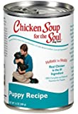 Chicken Soup for the Soul 819239012032 Canned Puppy Pet Food, One Size/12-13 oz