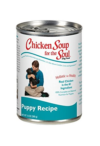 Cheap Chicken Soup for the Soul Canned Puppy Food 13 Ounces (Case of 12)