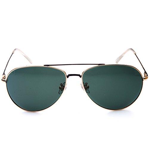 femme metal vert lunettes or aviator soleil 8064 Jee polaris¨¦es de homme qwFp7Hx