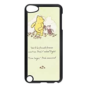 Winnie the Pooh Quote DIY Case for Ipod Touch 5,Winnie the Pooh Quote custom case