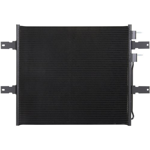 Dodge Ram 2500 A/c Condenser (Spectra Premium 7-3657 A/C Condenser for Dodge D/R/W/RAM Series)