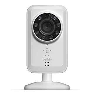 Belkin NetCam Wireless IP Camera for Tablet and Smartphone with Night Vision and Digital Audio- (Renewed) (B00MEHROC4) | Amazon price tracker / tracking, Amazon price history charts, Amazon price watches, Amazon price drop alerts
