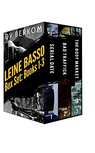 book cover of Leine Basso Crime Thrillers Books 1-3