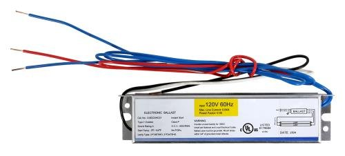Replacement T5 HO Electronic Ballasts Ballast Replacement T5 HO 2 x 24 Watt - 120 Volt