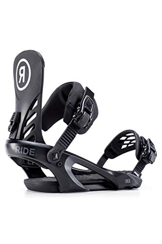 Ride LX Snowboard Bindings 2019 - Large/Black