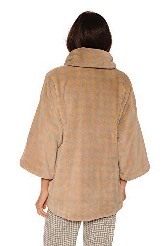 Mujer Para Marrón Christian Cane Pijama qwxtvB