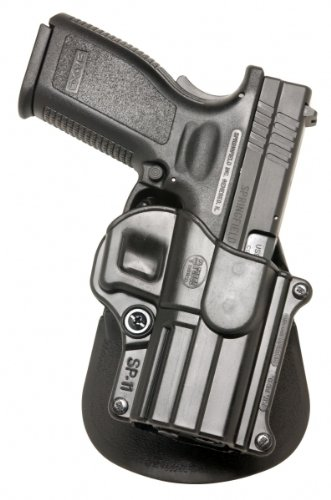 New Fobus Roto-Holster Springfield Armory XD Paddle Weapon Left Hand HandGun & Pistol Pouch Holdster