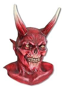 Máscara de cuernos de Satanás