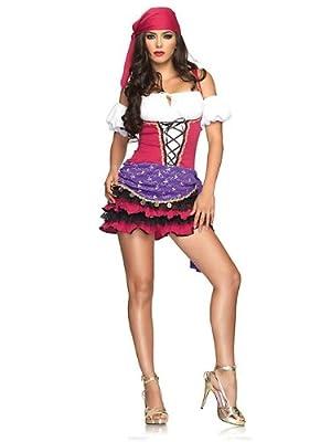 Leg Avenue - Crystal Ball Gypsy Adult Costume