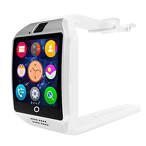Amazon.com: Grass 135 sceltech Bluetooth Smart Watch q18 ...