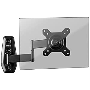 Duronic TVB1120 TV Bracket Wall Mount Universal Tilt Swivel Cantilever 13″ 15″ 17″ 19″ 20″ 22″ 24″ 30″ Inch LCD | Plasma | LED | 3D | 4K | OLED | QLED TV – Excellent TV wall bracket