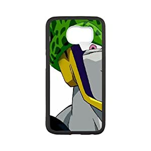 Dragon Ball Z Cell Samsung Galaxy S6 Cell Phone Case White toy pxf005_5781016