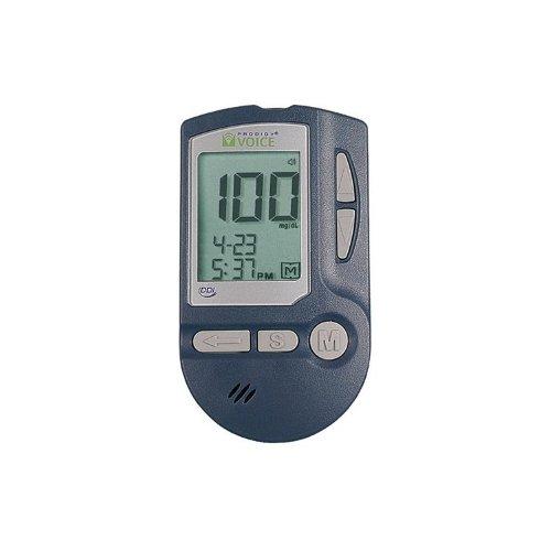 (EA) Prodigy Voice Blood Glucose Monitoring System